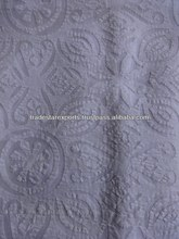 Applique Cotton Bedspread Cutwork Indian Bedding Bohemian Bed Cover Boho Bed Sheet
