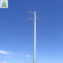 Phlippine 69 KV steel pole (25ft-90ft)