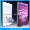 NEW Tension Fabric Frame advertising display LED light boxes