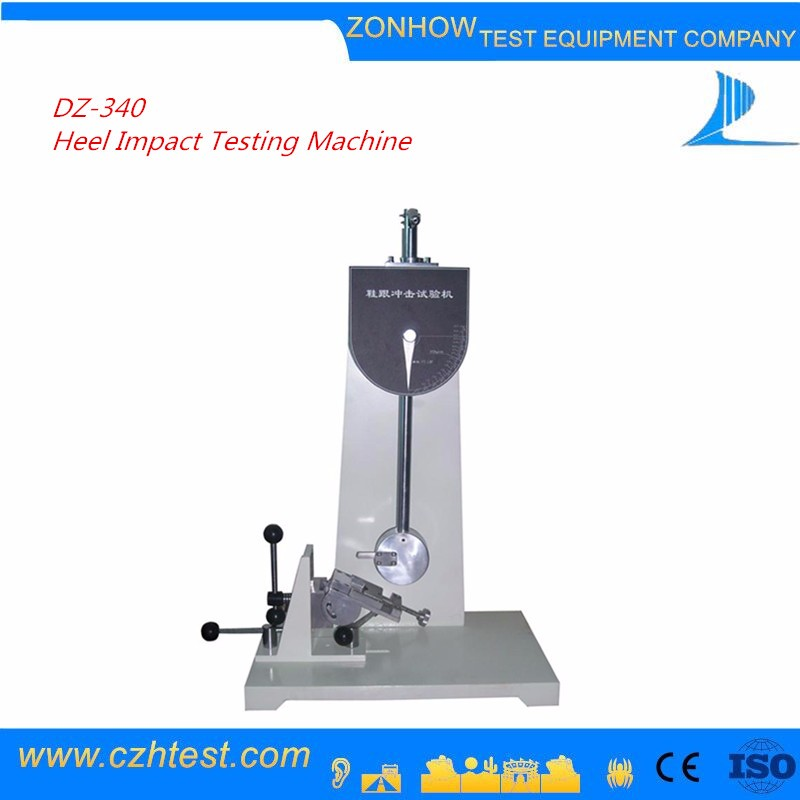 High Quality Shoes Heel Impact Tester Factory