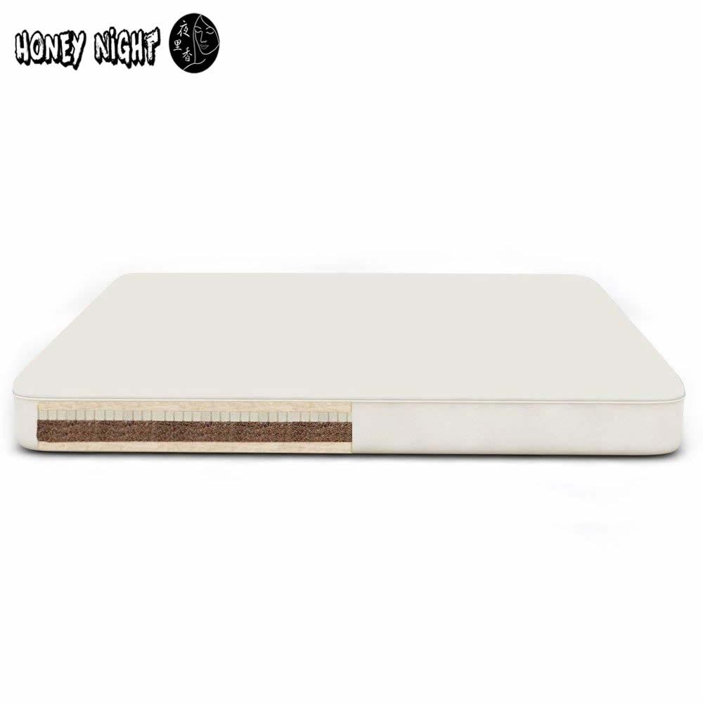 natural queen size coconut coir fiber palm mattress - Jozy Mattress | Jozy.net