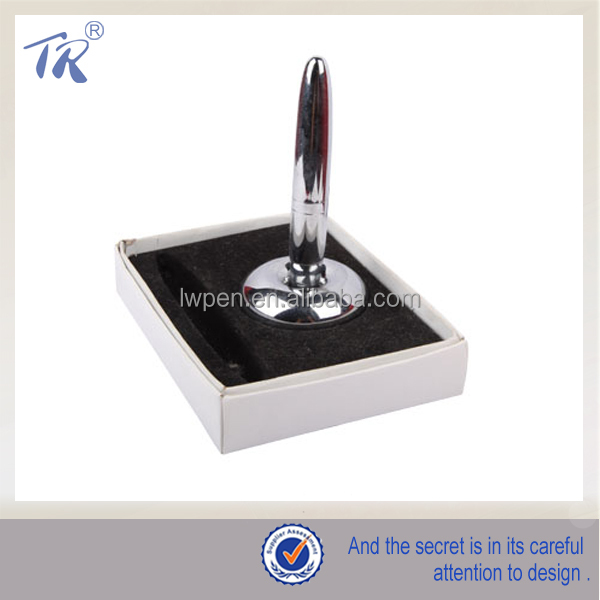 Bank Use Magnetic Ball Pen Stand