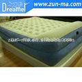 PVC inflatable travel air bed