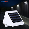 Wholesale 2V Waterproof Outside Wall Mounted 4 LED Solar Panel Led Light