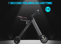 Carzy Kids Bikes Drift Trike 3 Wheel Electric Scooter with a Pair of Free Scooter