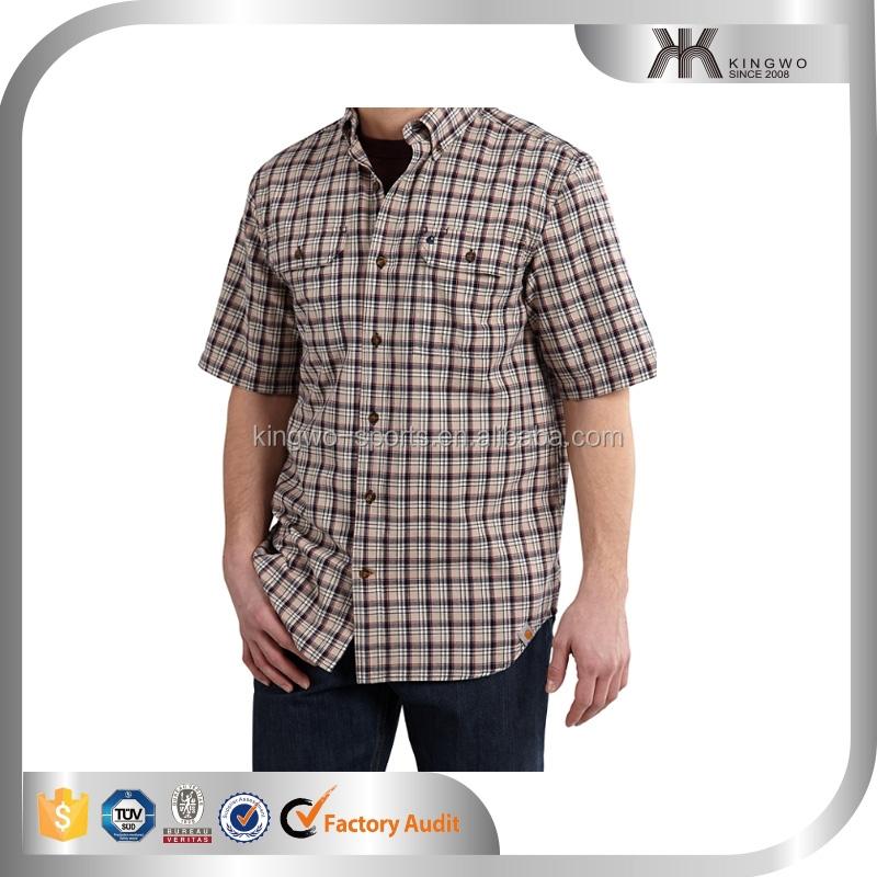 Mens Super Soft Collarless Shirt Buy Workmans Shirt
