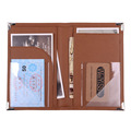 China Leather Manufacture Bill Holder Restaurant Check Holder