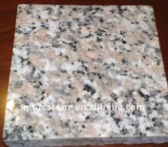 cherry red granite G364 tile and slab