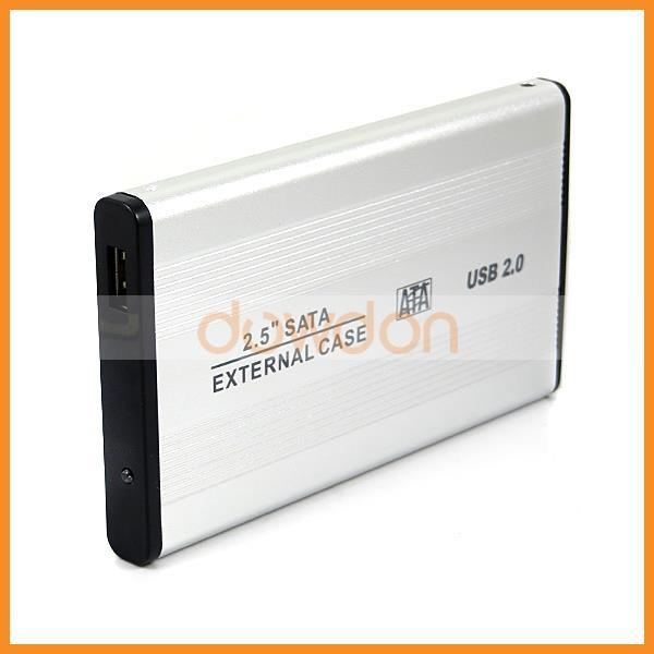 Factory Price Cheapest USB 2.0 HDD Enclosure Support OEM
