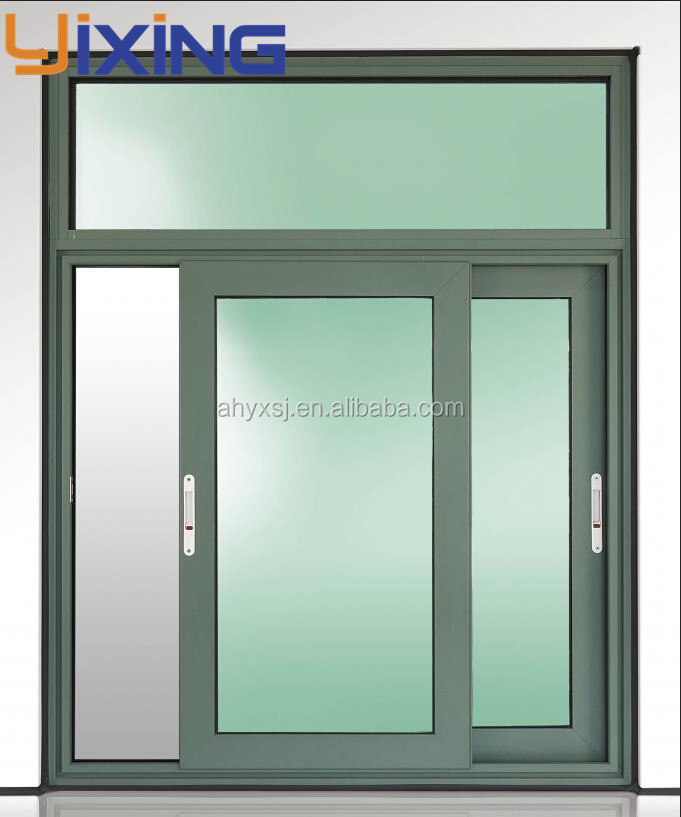 Hot sales arch french aluminum residential windows buy for Residential windows for sale