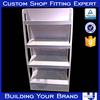 Designer boutique display cabinet for cosmetic store body care stand