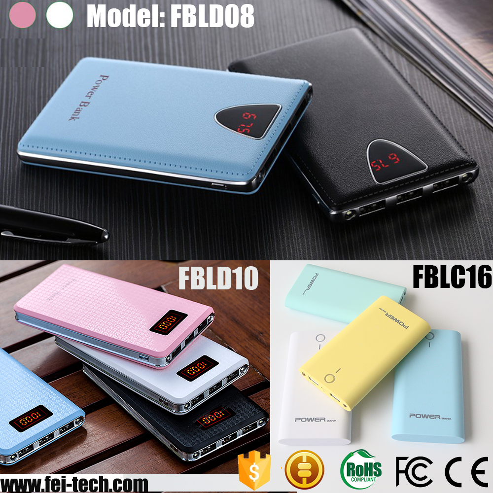 9mm slim solar powerbank 20000mah