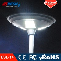High Lumine Price Of 15W Solar Panel Led Street Light