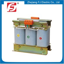 Copper Winding dry type control 10kva 3 phase transformer 400v with enclosure