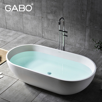 Hot Selling small sitting modern colored bathtubs