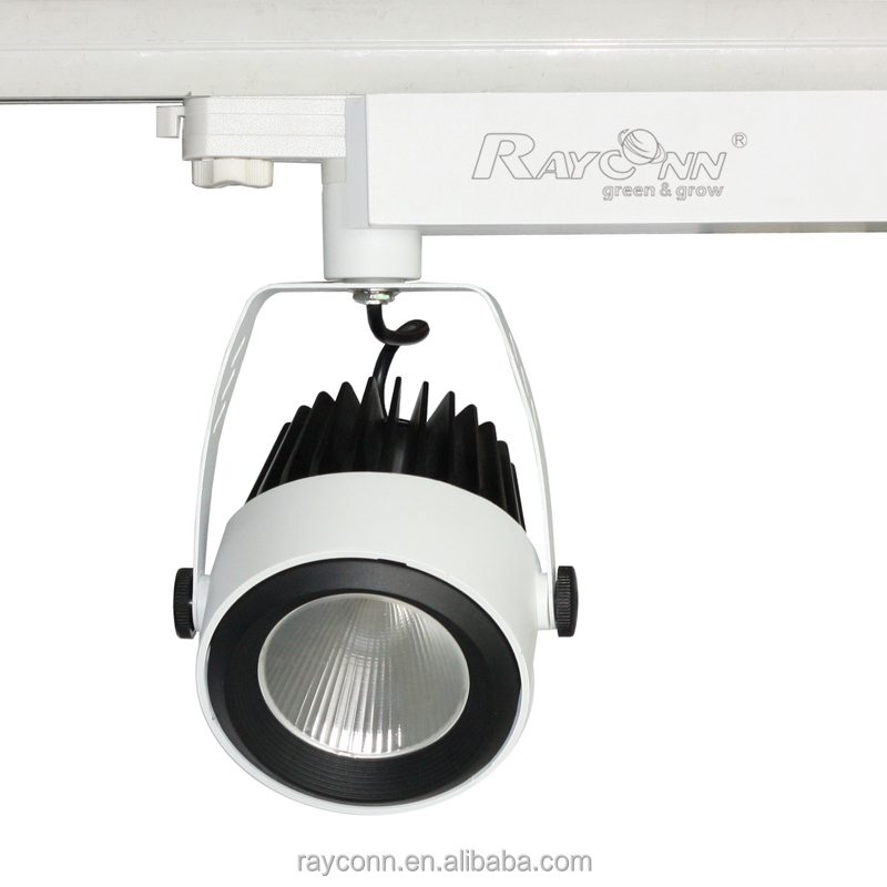 New Arrival Fresh Food Meat Shelf 40w Led Track Light 100lm/w Meat Bread Color