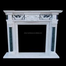 Pure hand made stone sears electric fireplaces