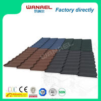 Classical Wanael stone coated metal roof tiles/tiles price square meter/roof sheets price per sheet
