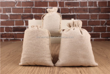 Small Burlap Bags,cotton flax bags,Wedding Favor Jute Bags