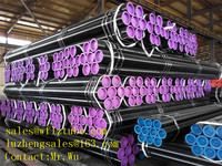 Seamless line pipe for Sour service, astm a106/api 5l , grade b/x42 steel pipe