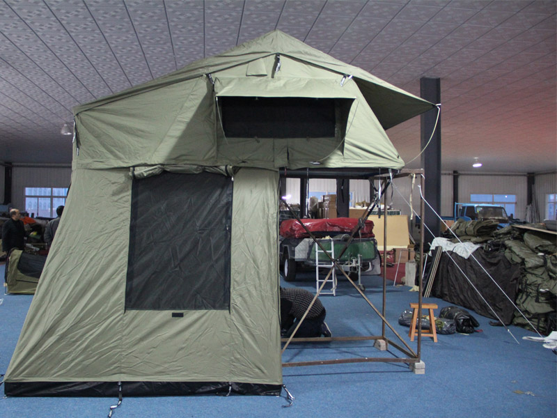 4WD Roof Top Camper/4WD Jeep Roof Tent