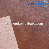 Fashion PU Design Artificial Leather for Sofa and leather recliner sofa
