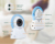 real-time voice-activated baby monitor camera