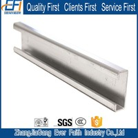 Durable In Use Steel Material Box Channel Steel