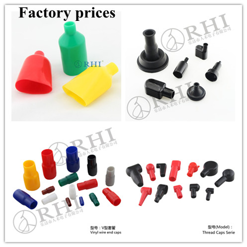 PVC cable end cap / battery terminal cover / electrical wiring covers for cars