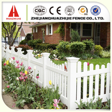 Vinyl picket recycled plastic fence for sale