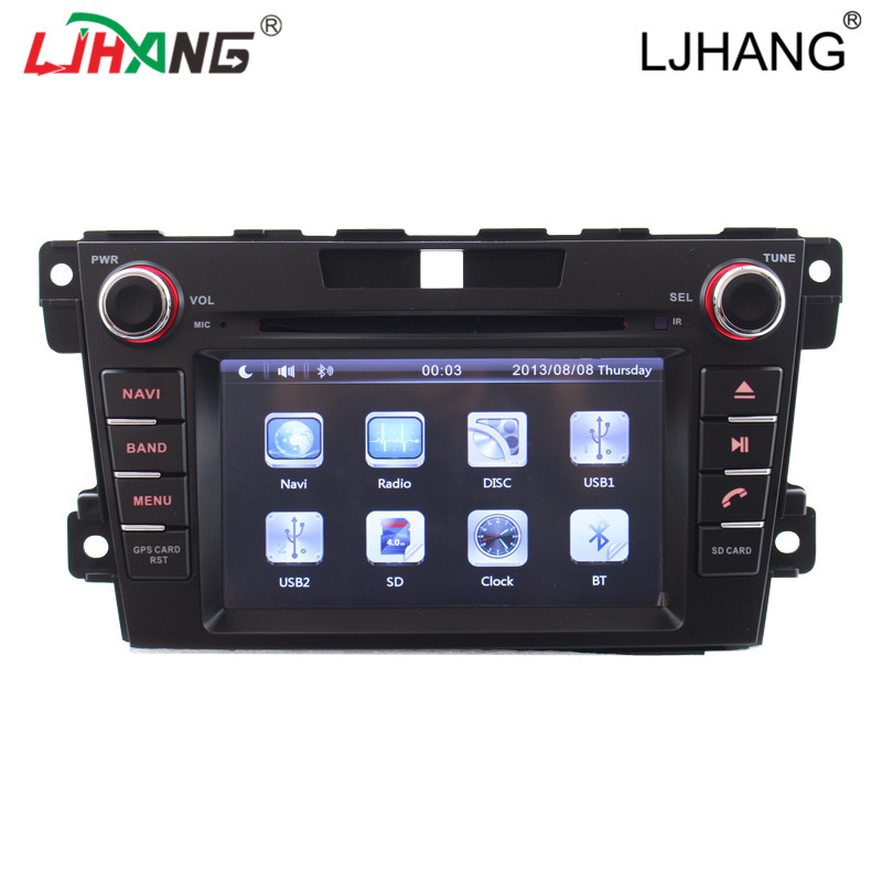 for mazda cx 7 car dvd gps navigation system with car radio audio car multimedia