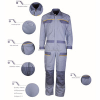 Fire Resistant Widely Used oil field uniforms Cheap Safety Work Wear