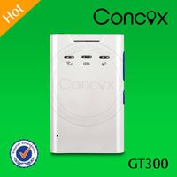 Concox GT300 personal safety device with 2 family numbers and 1 SOS number