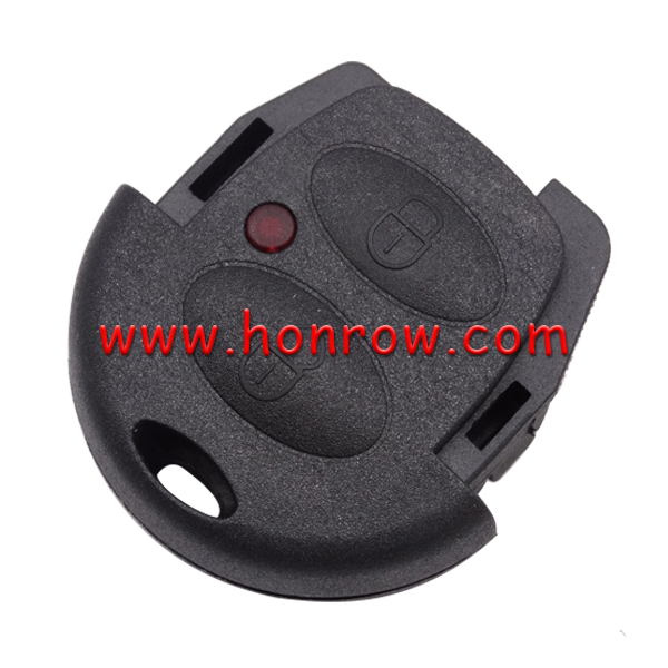 VW Golf 2 button remote key Case for remote key shell