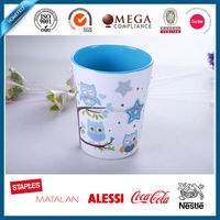Hot selling Melamine tin drinking cups