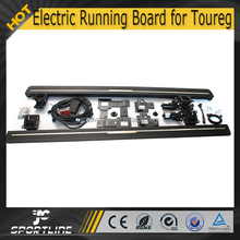Aluminal Alloy Electric Running Board for R ange Rover Toureg 2011 up