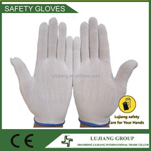 13 Gauge cheap Safety Nylon Knitted Gloves