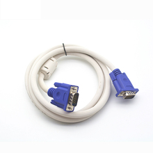 Factory high quality 3+4 VGA <strong>cable</strong> male to male OEM computer <strong>cable</strong> <strong>10</strong> meter vga <strong>cable</strong>