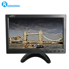 10.1 Inch Widescreen HD 1080P Monitor 1920*1200 IPS With VGA BNC Input