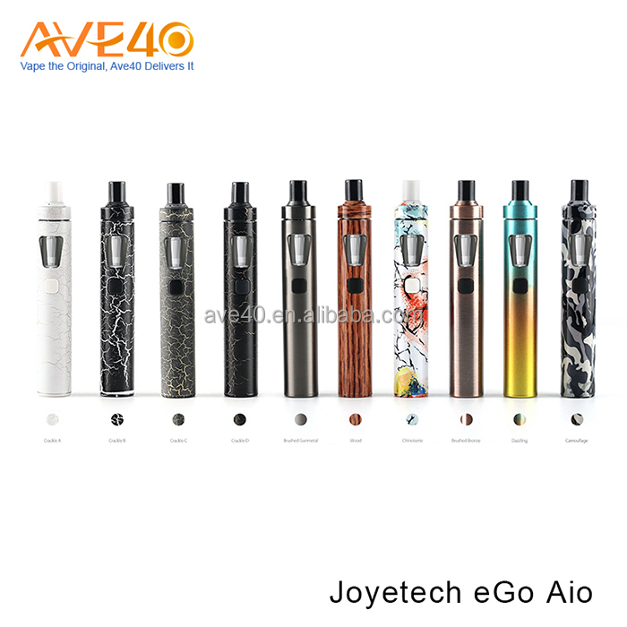 2017crazy selling New color Joyetech eGo aio kit 1500mAh/ Joyetech eGo AIO kit new colors