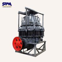 Mining Equipment Spring Cone Crusher Metallurgy
