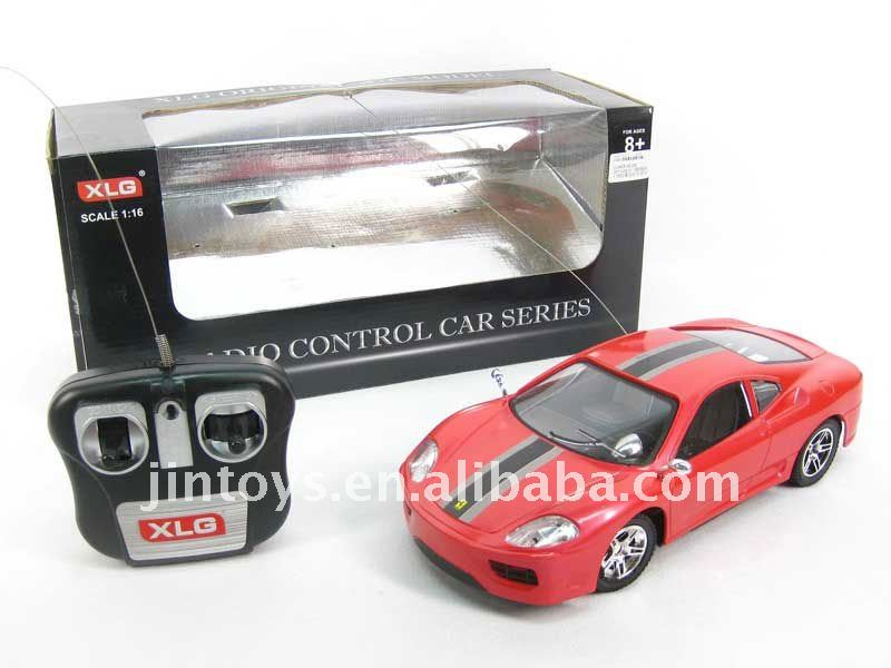 1:16 Remoted Control Car 4 Ways with Light and Music