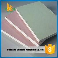 STANDARD SIZE MANUFACTURERS PRICE FREE SAMPLE DRYWALL GYPSUM BOARD