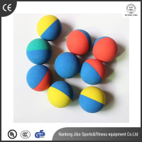 2016 hot selling 55cm pu round stress ball many color for sale