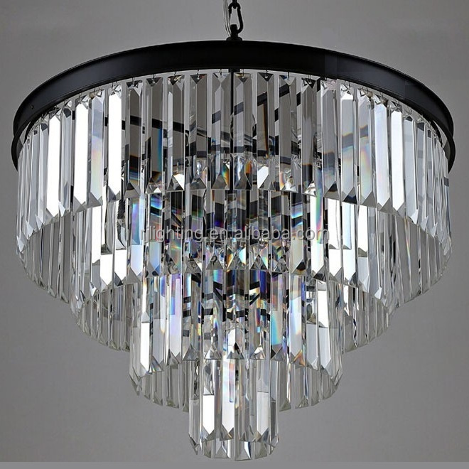 Zhongshan Sale modern chain led chandelier China for hotel dining room