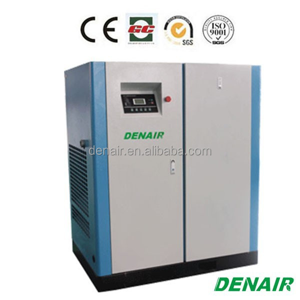 0.7mpa air compressor,100psi air compressor,22kw motor driven air compressor