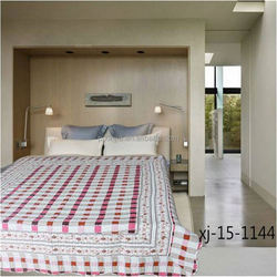 New coming special design natural silk hotel romantic comforter sets bedding