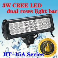 12V offroad light led off road truck auto lamp Light bar with IP67