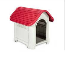 New Style Outdoor Breathless Removable Dog House Plastic Three Sizes Plastic Dog House