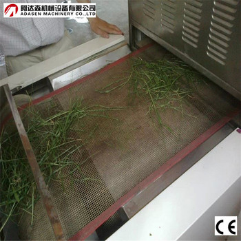 High Quality Herb Drying Equipment/Leaves Drying/Stevia Equipment